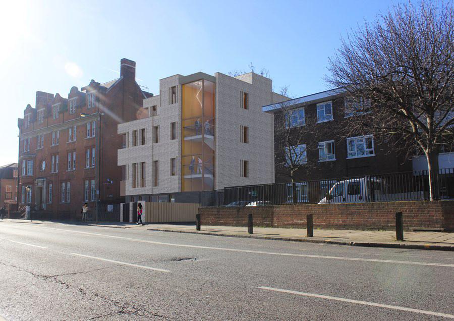 Tram House School, London