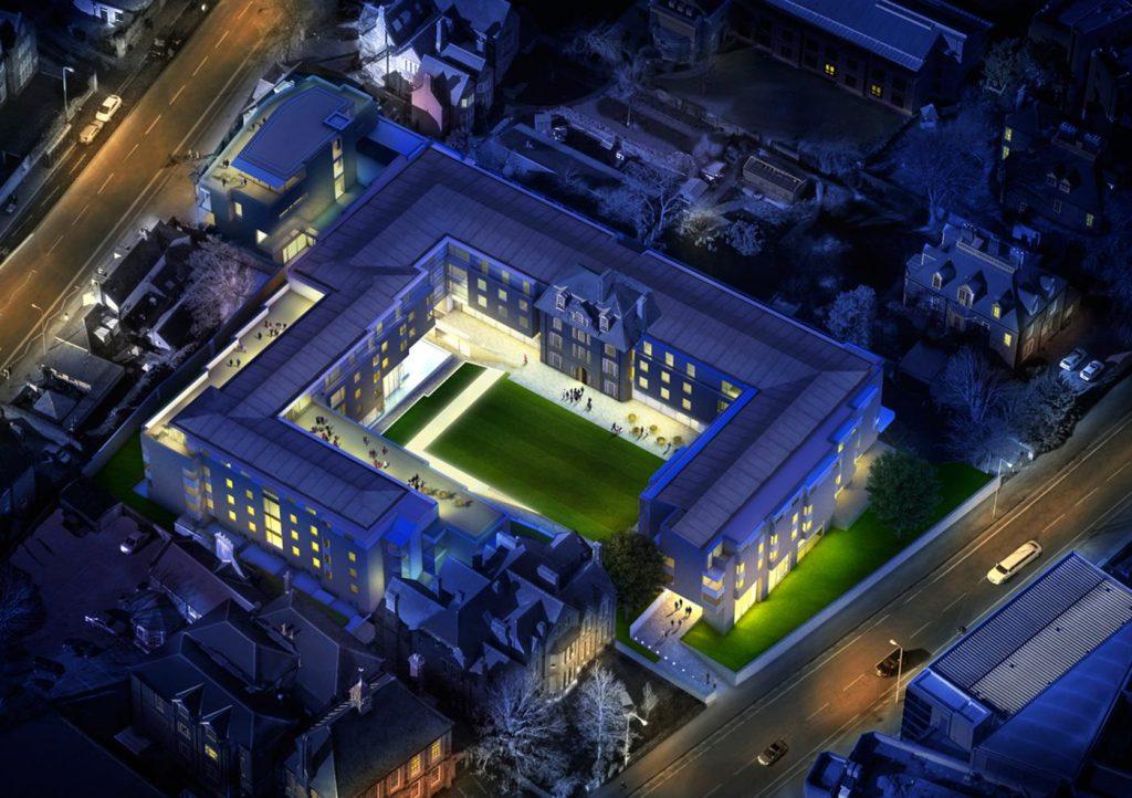 HB Allen Centre, Keble College Oxford